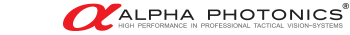 ALPHA PHOTONICS Logo